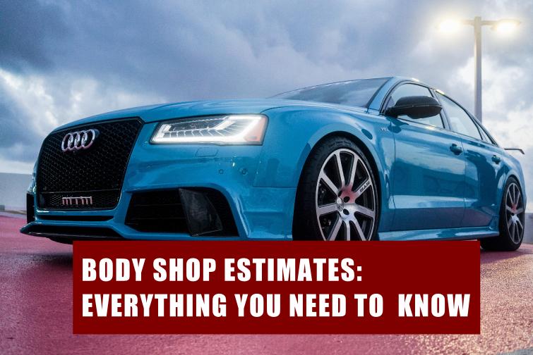 body shop estimates