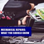 mechanical repairs long beach