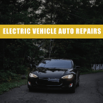 electric vehicle auto body repairs