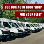 auto body shop fleet