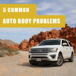 auto body problems
